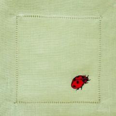Ladybug Cocktail Napkins