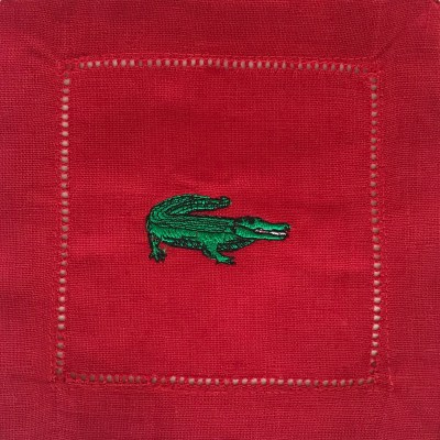 Alligator Cocktail Napkins