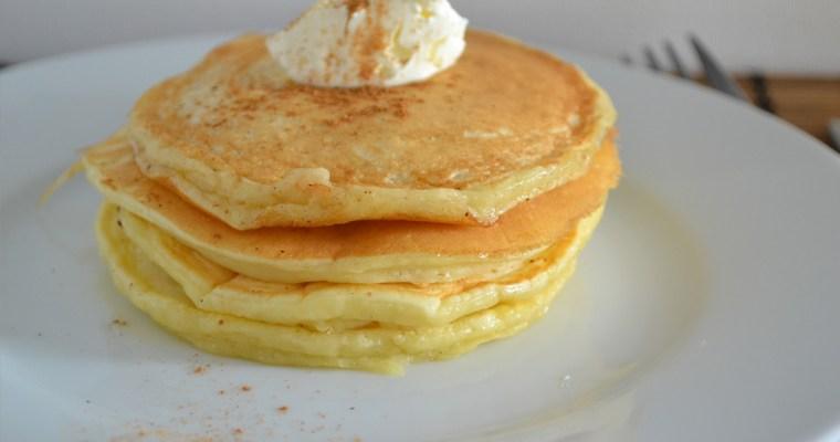 Mal wieder American Pancakes