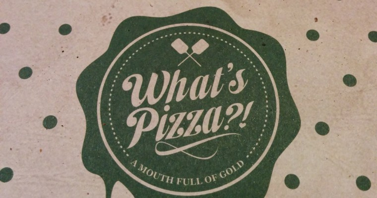 Neu in Düsseldorf: What's Pizza