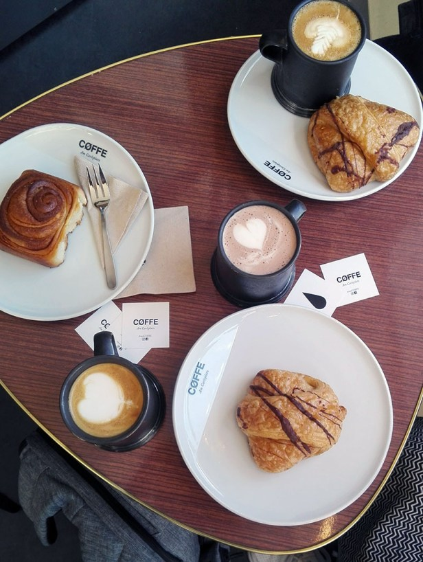 Cøffe - Café am Düsseldorfer Carlsplatz