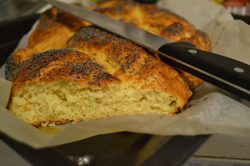 Fürs Osterfrühstück: ein schneller und leckerer Hefezopf