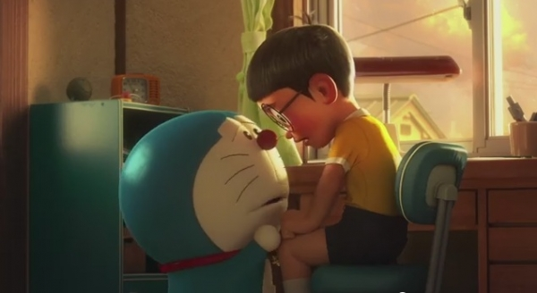 [JMOVIE] Stand by me, Doraemon coming to SG in December