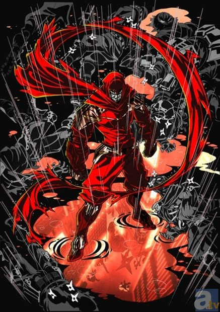 [ANIME] Ninja Slayer gets two new key visuals, release date confirmed