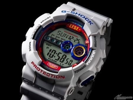 [LOOT] Casio celebrates Gundam's 35th anniversary with a Gundam G-Shock watch