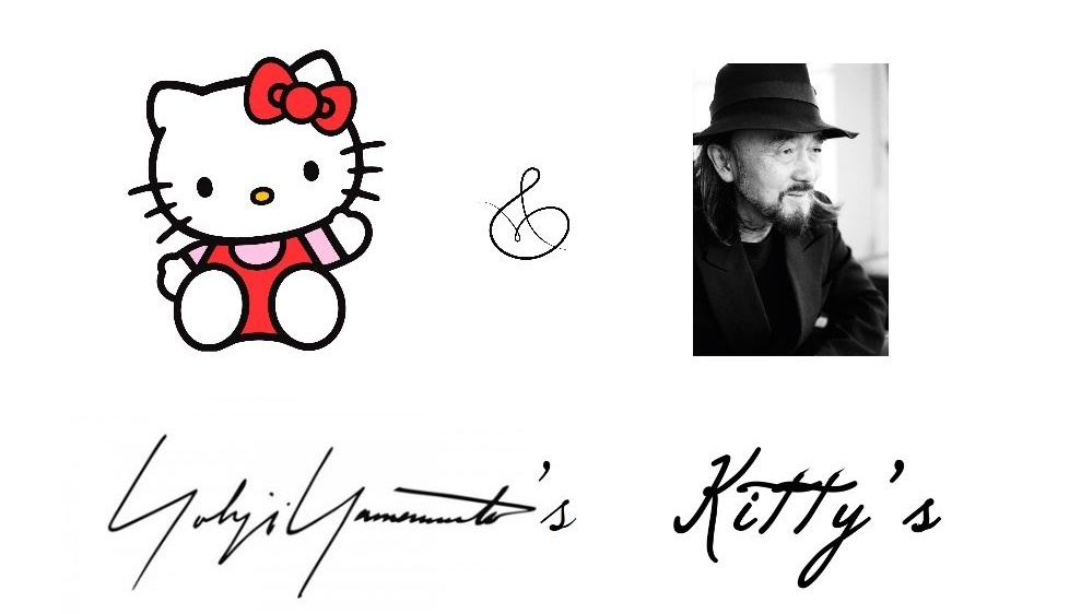 [JFASHION] Kitty's – Yohji Yamamoto's Hello Kitty Line