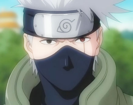 [ANIME] This is what Kakashi Hatake really looks like as his face is finally revealed