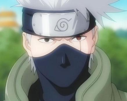 Hatake Kakashi Face