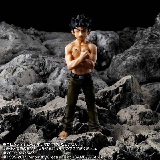 [LOOT] Bandai goes old school with a new classic Brock figure
