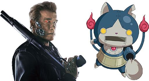 [ENTERTAINMENT] Arnold Schwarzenegger to meet with Yo-Kai Watch's Robonyan in Japan