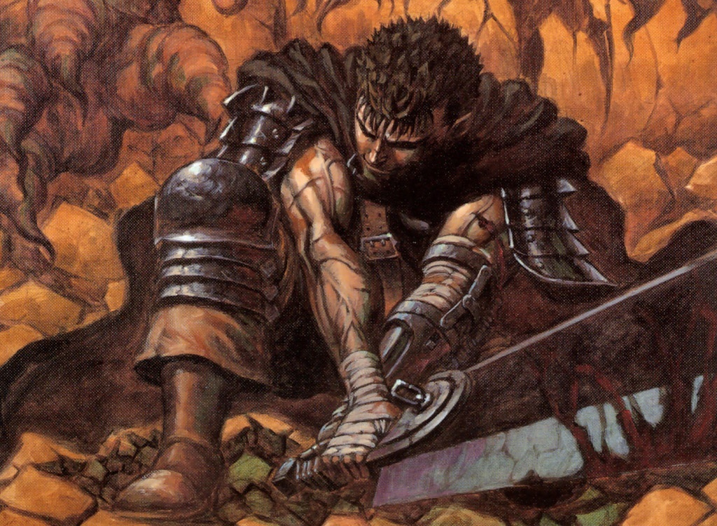 Berserk manga is getting a live-action… PV