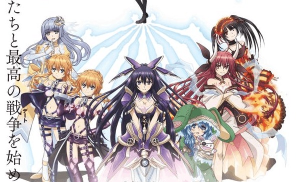 [ANIME] The full trailer for Date A Live: Mayuri Judgement Movie