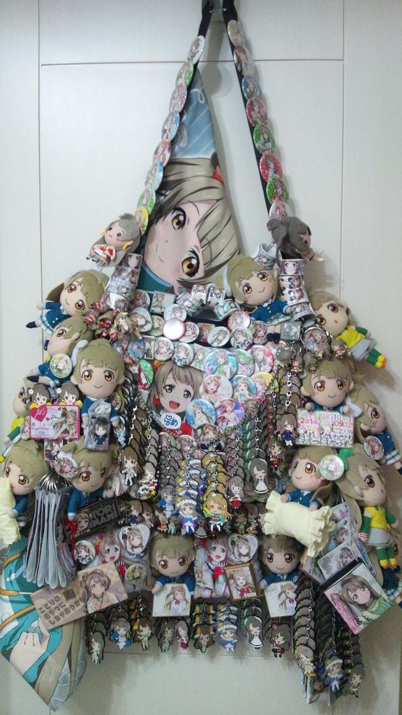 [RANDOM]  It's not a bag, it's a shrine! Fan's winning ita-bag is inspired by Love Live!'s Kotori
