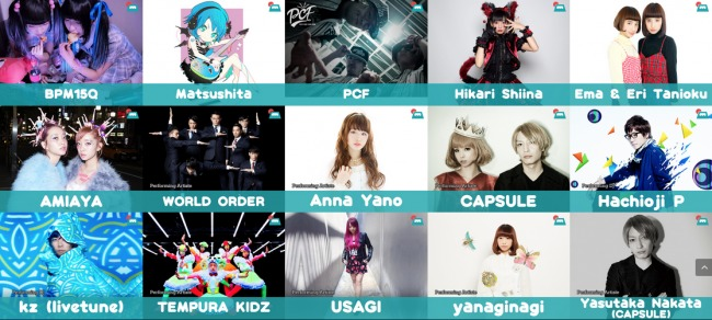 Moshi Moshi Nippon Festival 2015 in Singapore is Packed Full of Activities and Guests