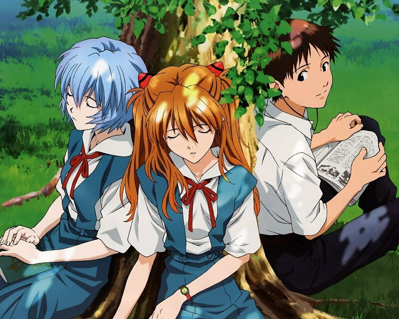 Netflix to start streaming Evangelion TV anime and films