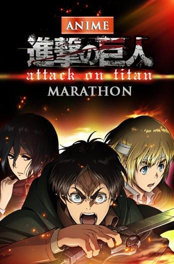 [MOVIE] ANIME ATTACK ON TITAN Movie Marathon in SG