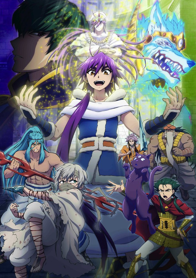Sindbad Anime