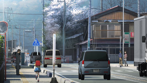 [ANIME] AnoHana team's The Anthem of the Heart film gets an English-subbed preview video