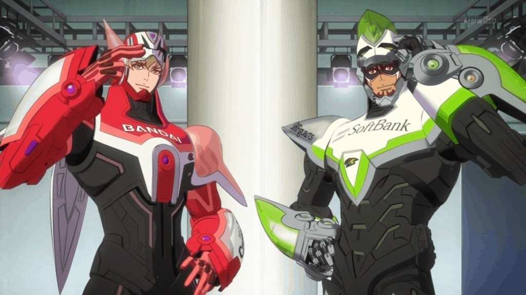 [MOVIE] We are officially getting a Hollywood live-action Tiger and Bunny movie