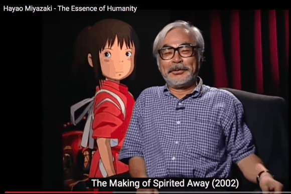 NHK TV Special: Hayao Miyazaki is working on a proposed feature-length film project