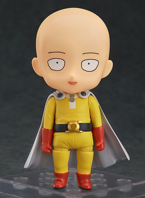 [LOOT] One Punch Man's Saitama becomes a whole lot cuter as a new Nendoroid