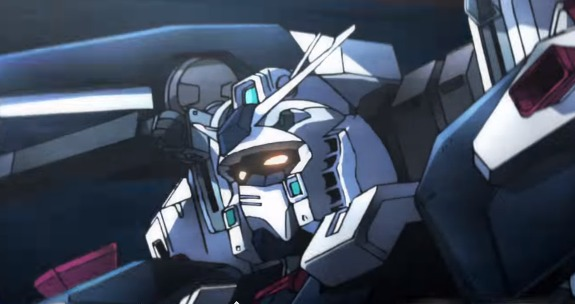 [ANIME] The very first 3 minutes for Mobile Suit Gundam Thunderbolt part 1