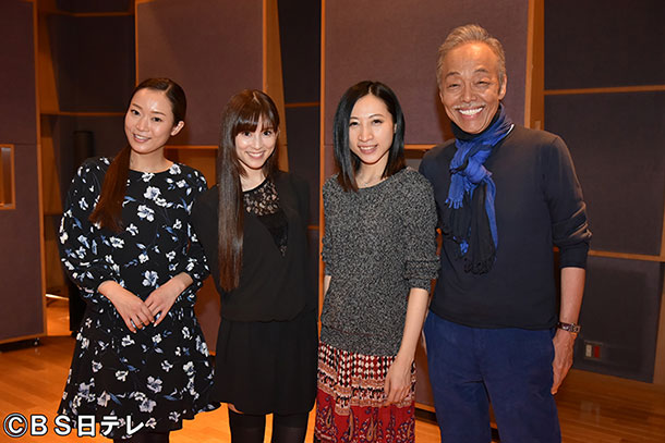 [MUSIC] Kalafina and Veteran Singer Shinji Tanimura Collaborate on New Song