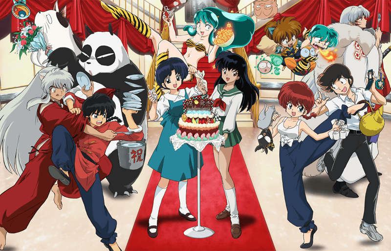 Fans Vote Inuyasha As Rumiko Takahashi S Best Series In