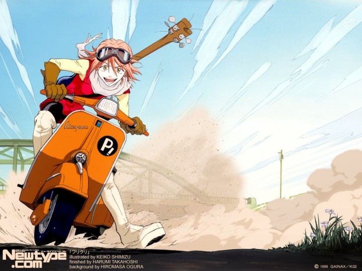 [ANIME] Toonami and Production I.G. to co-produce FLCL Seasons 2 and 3