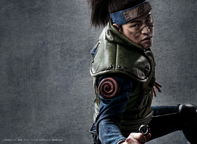 [ENTERTAINMENT] More Character Visuals for Naruto Musical's 2nd Run Revealed