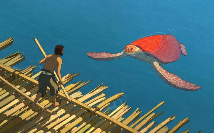 [ANIME] Studio Ghibli's The Red Turtle film wins the Special Jury Prize at the Cannes Film Festival
