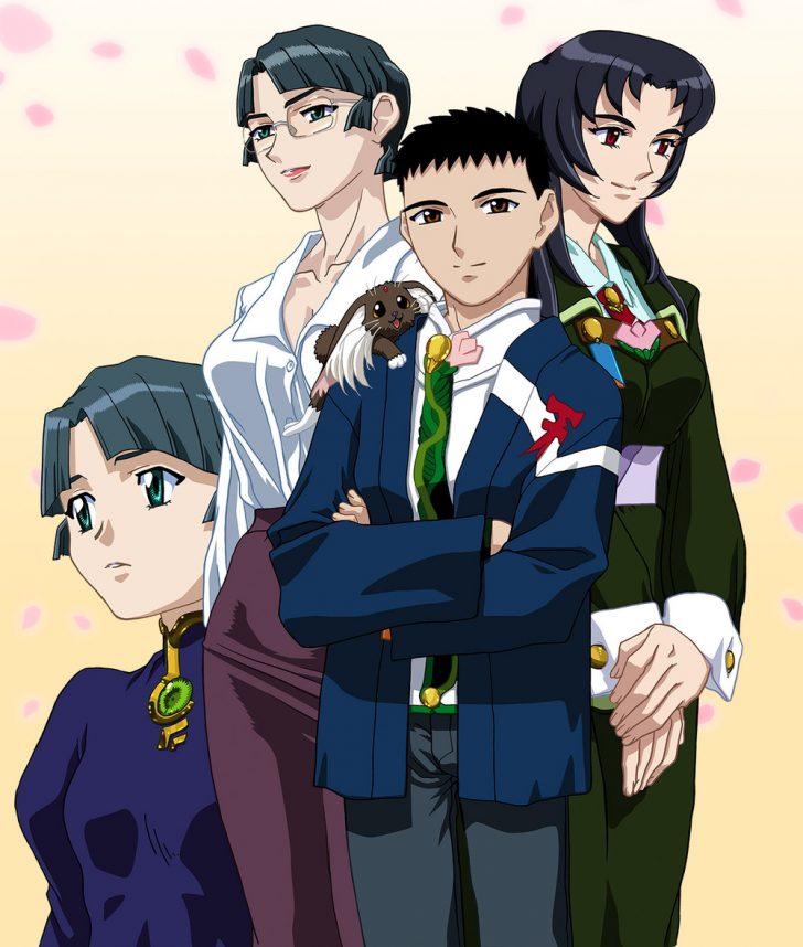 Tenchi Season 4