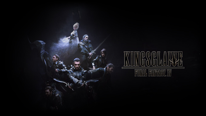 Kingslaive: Final Fantasy XV gets a TV special before the film airs