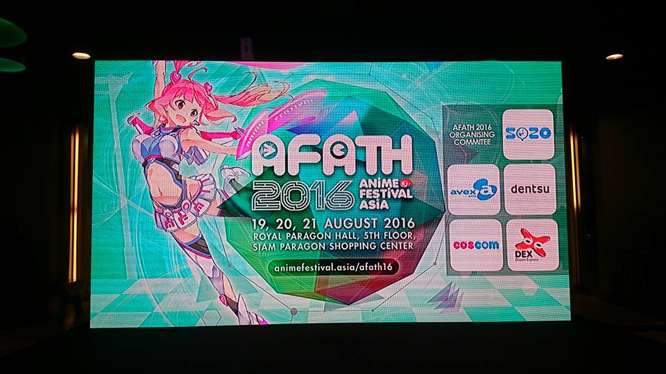 AFATH16 announces over the TOP content lineup!