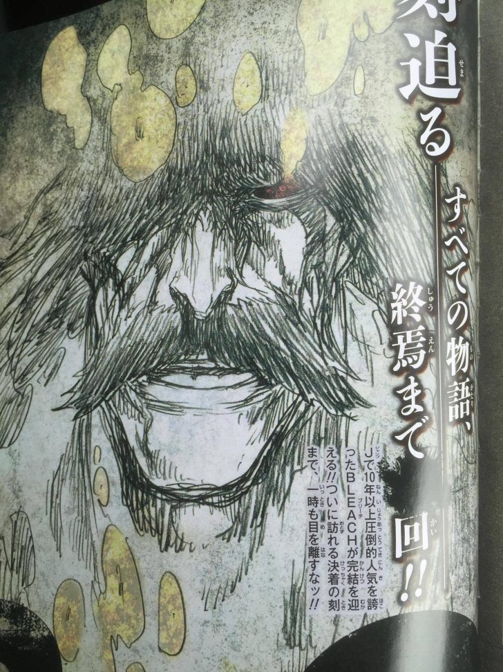 Bleach Manga Approaches Its Final Chapters