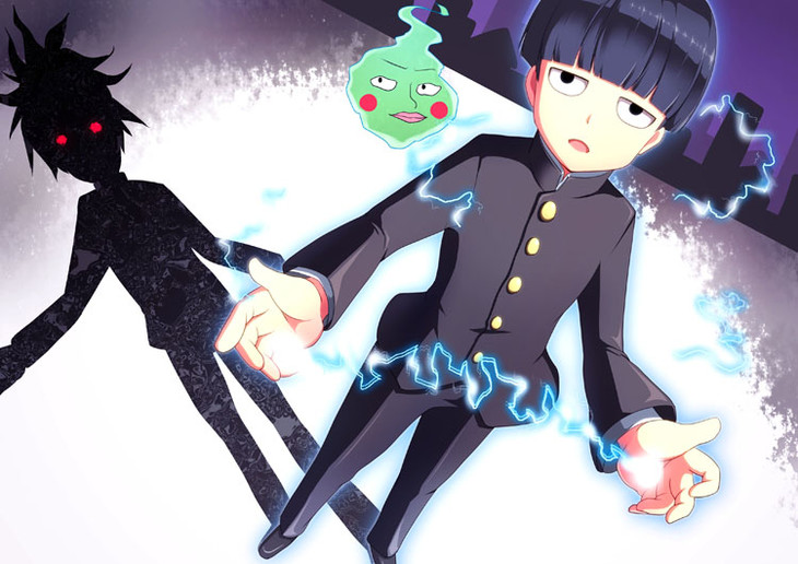 Get the chance to have your Mob Psycho 100 artwork or cosplay aired during the anime!