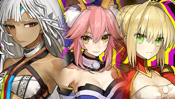 New Fate/Extella gameplay videos preview Nero, Attila, and Tamamo no Mae