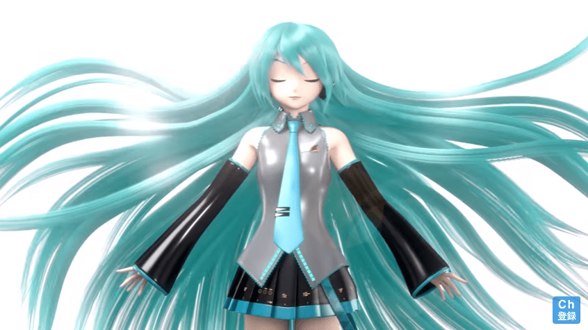 Watch: Hatsune Miku loses her twintails for new Shampoo commercial with Scarlett Johansson