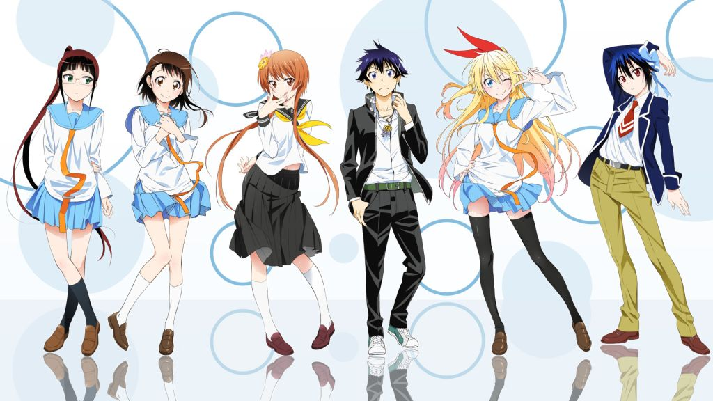 Nisekoi to end in Shonen Jump this Monday, with mangaka already planning a new series