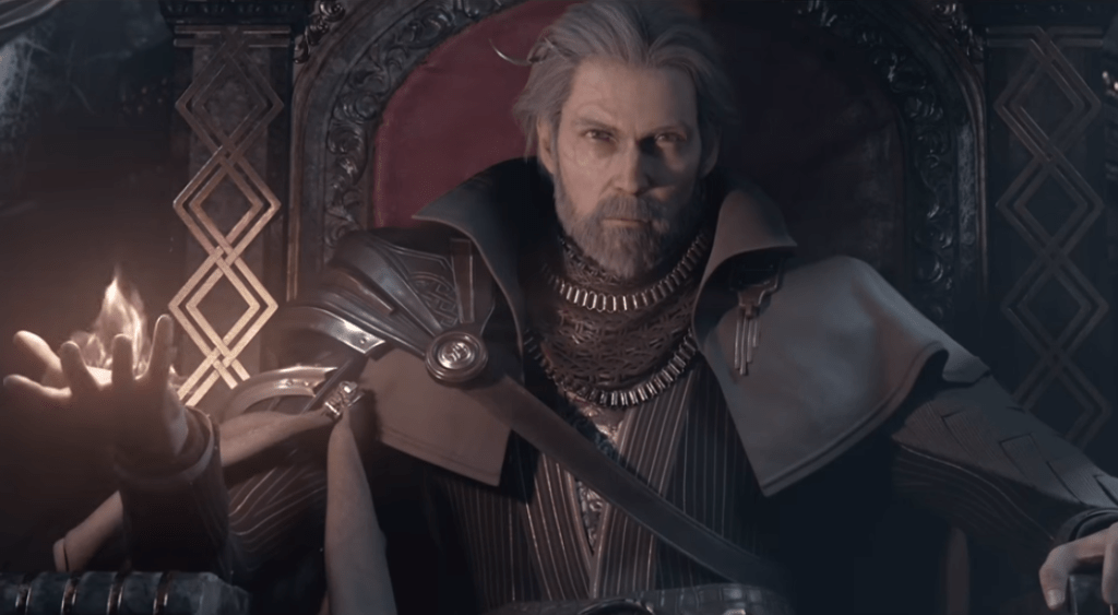 Watch the first 12 minutes of Kingsglaive to help you get over Final fantasy XV's delay