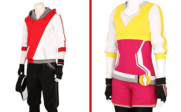 Catch'em All in style with these new Pokemon Go trainer outfits