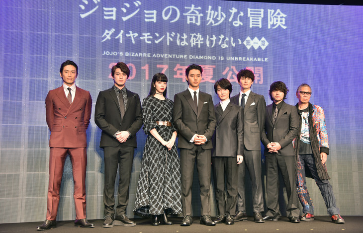 Jojo's Bizarre Adventure Part 4 is getting a live-action movie starring Kento Yamazaki