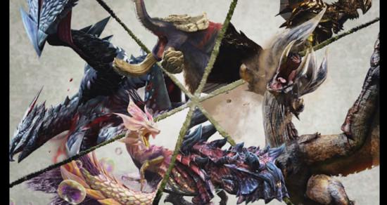 Monster Hunter XX game revealed for the Nintendo 3DS
