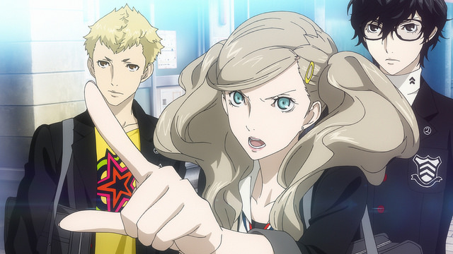 Persona 5 delayed again