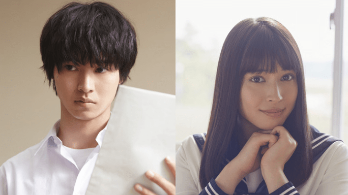 Live-action Hyouka film introduces main characters in new CM