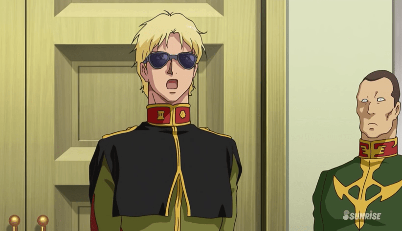Mobile Suit Gundam the Origin IV's first 10 minutes streamed