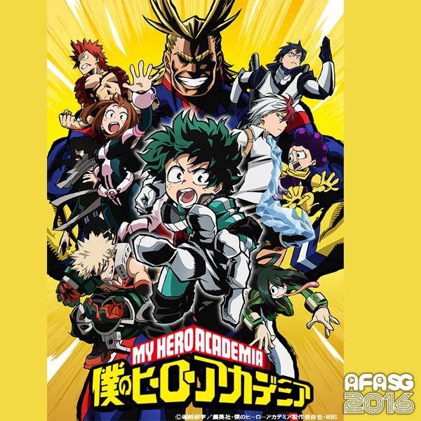 My Hero Academia's mangaka is answering questions via twitter right now