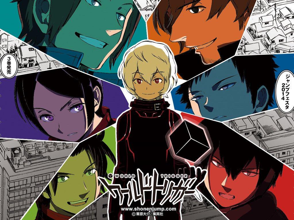 "World Trigger mangaka Daisuke Ashihara in ""poor health"", manga going on indefinite hiatus"
