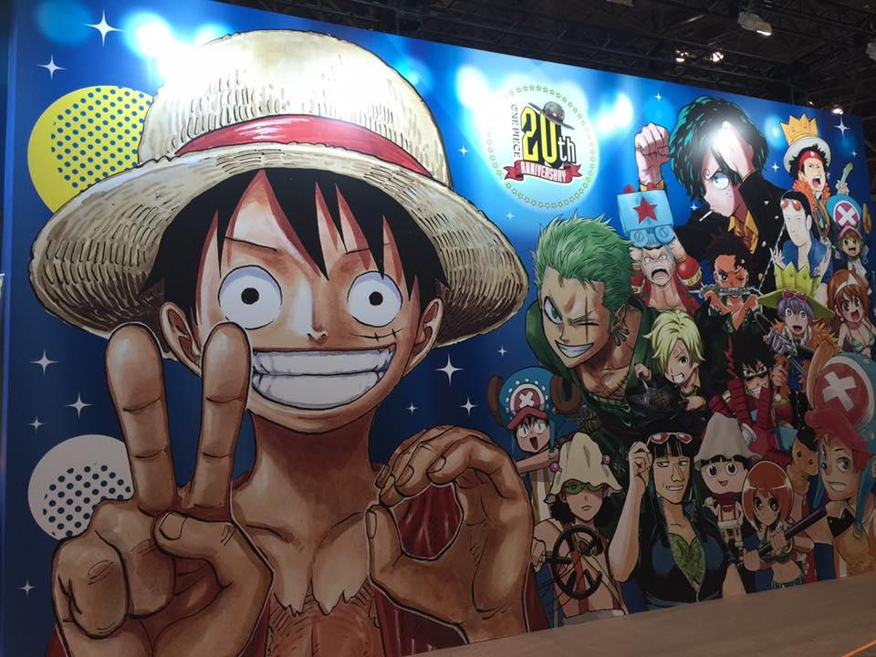 A Dive into Jump Festa 2017!