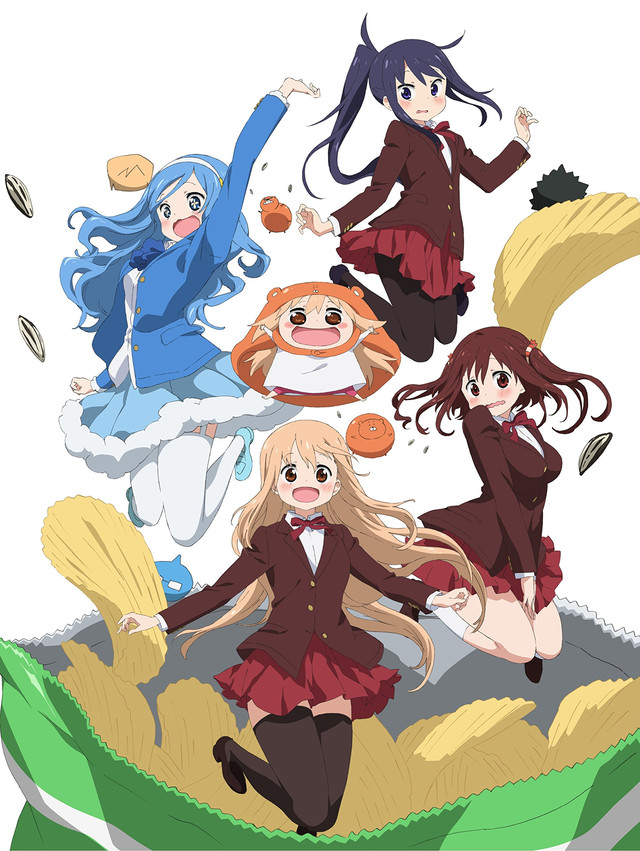 Himouto! Umaru-chan gets new OAD to be bundled with manga